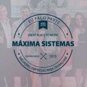 Great Place to Work 2015 - Centro-Oeste