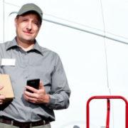 Tecnologia de apoio à logística de distribuição