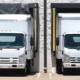 Processo de entrega no atacado distribuidor