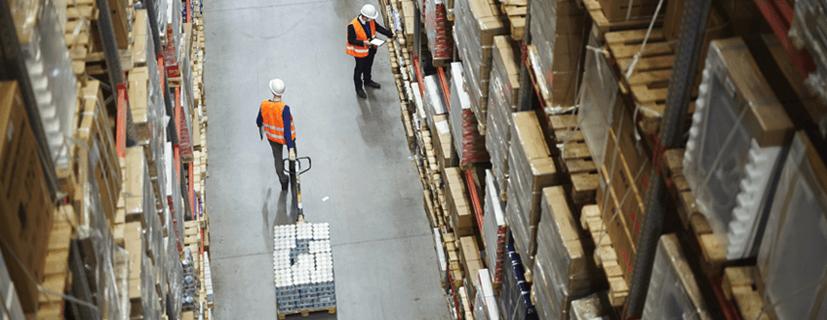KPIs da distribuição logística de suprimentos