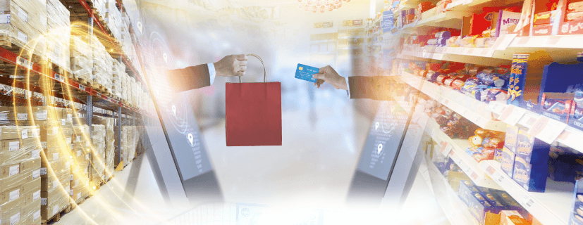 E-commerce para a cadeia de suprimentos