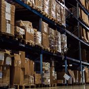 Distribuição logística