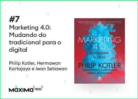 Marketing 4.0: Mudando do tradicional para o digital - livros de trade marketing