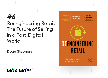 Reengineering Retail: The Future of Selling in a Post-Digital World - livros de trade marketing