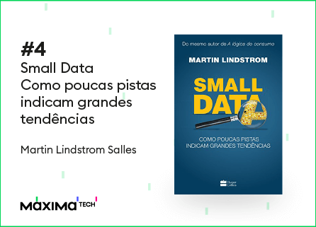 Small data- livros de trade marketing