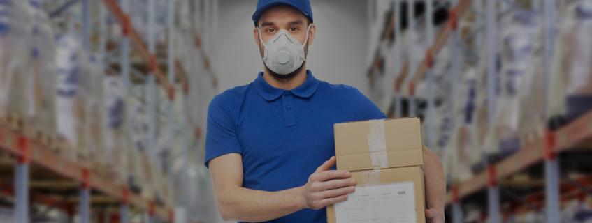 coronavírus logística