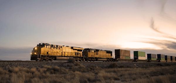 modais de transporte ferroviário