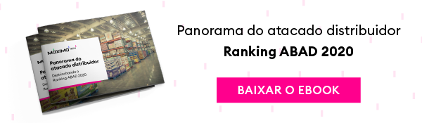 Panorama do atacado distribuidor: Ranking ABAD 2020