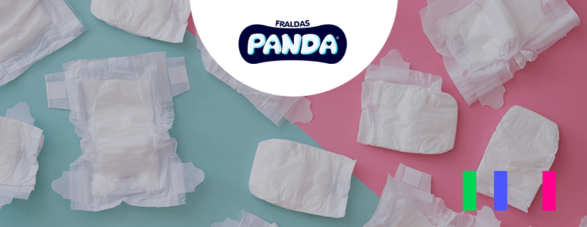 Caso de sucesso Fraldas Panda