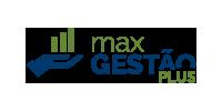 Logo maxGestão Plus tecnologia gestão comercial do atacado distribuidor