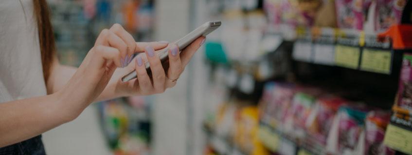 aplicativo de Trade Marketing