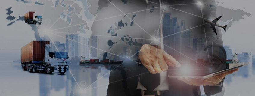 digitalização da cadeia de suprimentos
